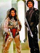 Italská kopie Hvězdných válek pojmenovaná Hvězdná srážka (1978).
