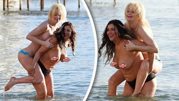Lisa Appleton a Lauren Harries stud neznají.