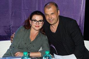 Petr Rychlý a Dana Morávková