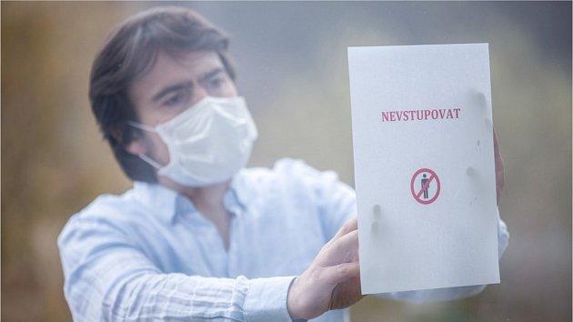 Koronavirus, ilustrační foto