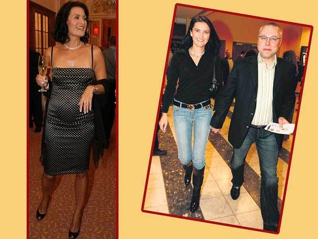 Máláčová a Bakala chodí na party většinou spolu. Kde se tentokrát miliardář zdržel?