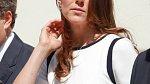 Kate Middleton má tajný trik, jak pod oblečením skrýt spodní prádlo.