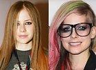Avril Lavigne si nechala upravit rypáček.