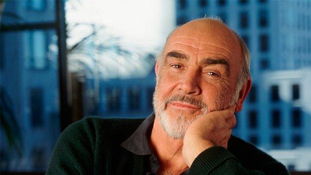 Sean Connery je jedním ze sexuálních symbolů 20. století.