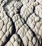 Kameny, co vypadají jako dračí kůže.