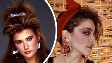 Účesy 80. let. Který jste nosily vy?