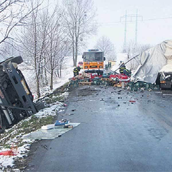 Nehoda u Žermanic
