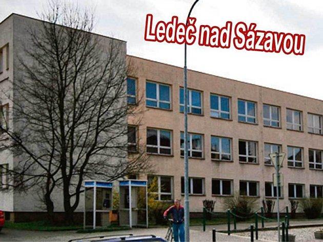Škola v Seifertově ulici