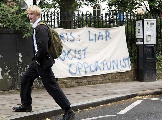 Boris Johnson děti