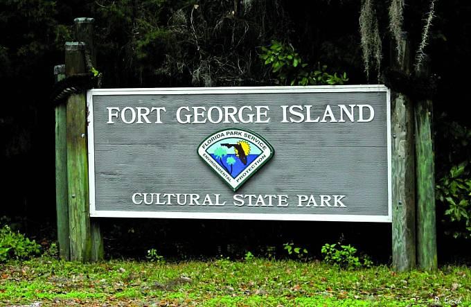 Fort George Island. Skrývají se zde další koule sneuvěřitelnými schopnostmi?