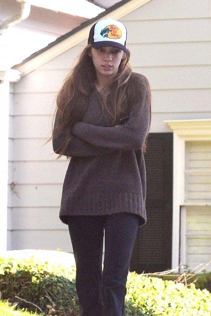 Dcera Paula Walkera po otcově smrti procházela duševním peklem.
