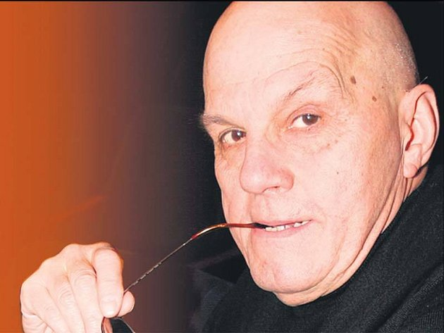 Přezdívku Johny Spray vymyslel Janu Přeučilovi Jiří Bartoška.