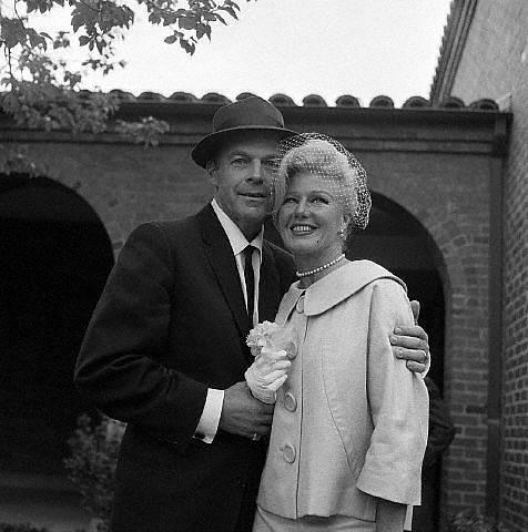 50 let: Producent William Marshall. Sním zažila pátou svatbu ipátý rozvod.
