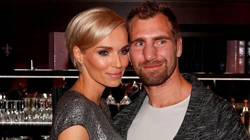 Hana Mašlíková a André Reinders