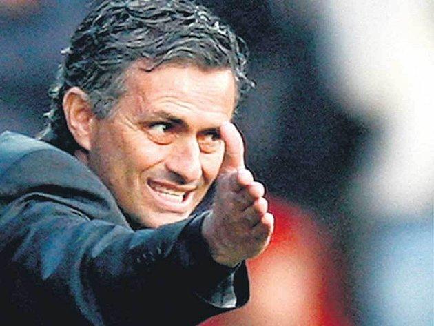 Mourinho: Chci vyhrát všechno!