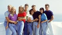 Luka Perryho proslavil legendární seriál z 90. let Beverly Hills 90210.