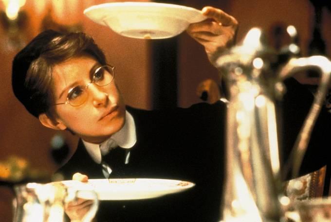 Režijní prvotina ožidovské dívce Jentl (1983)