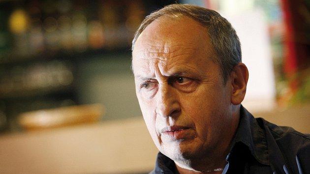 Moderátor Jan Kraus.