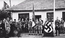 Výjezd Hitlerjugend do Číny.