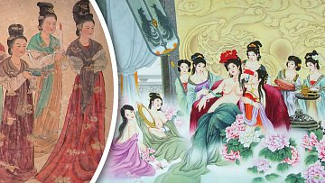 Mezi čínskými nevěstkami panovala tvrdá konkurence.