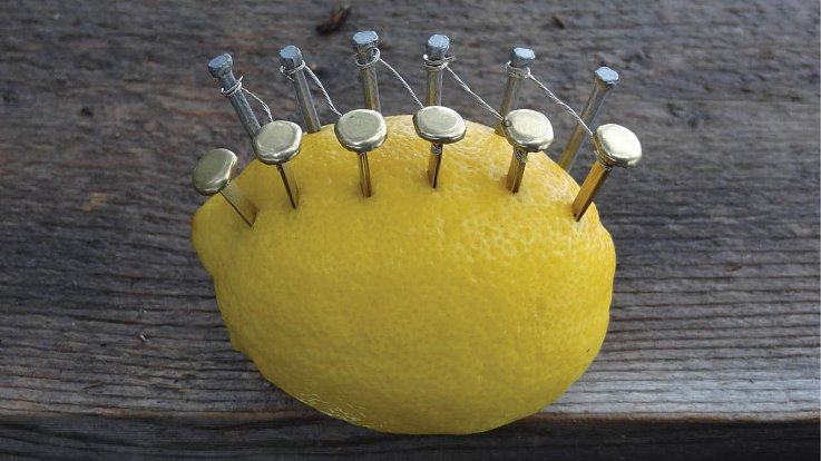 Citrony mají mnoho různých využítí.