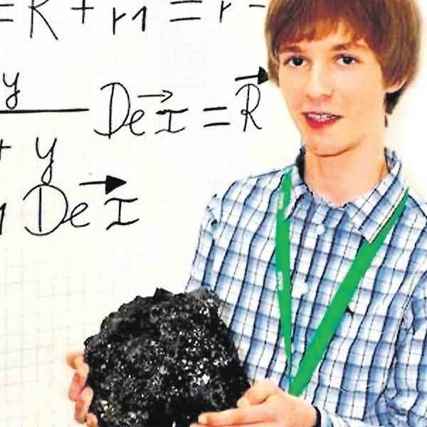 Nico Marquardt (13) doufá, že jeho předpověď nevyjde.