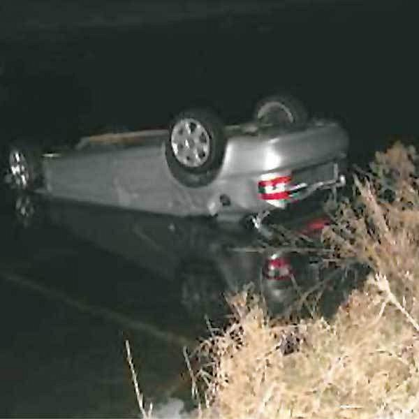 Na havarovaném autě vznikla škoda 150 000 korun.