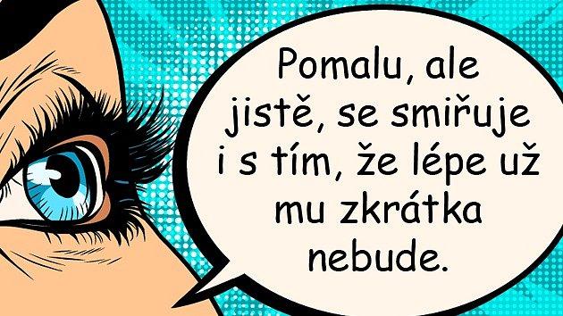 Ladislav Potměšil trpí depresemi. Nemůže dělat to, co ho tolik baví.