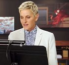 Byla to Ellen DeGeneres.