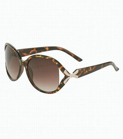 Sluneční brýle: tvar hranatý