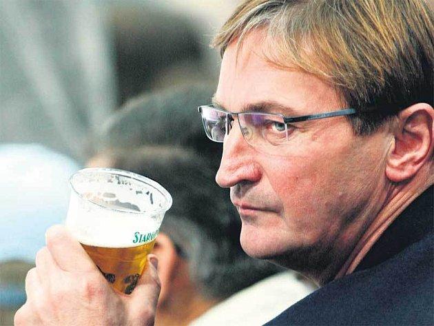 Kouč Hadamczik si dal pivo a nominaci měl jasnou.