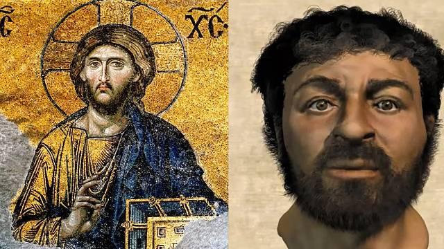 Jak pravděpodobně vypadal Ježíš.