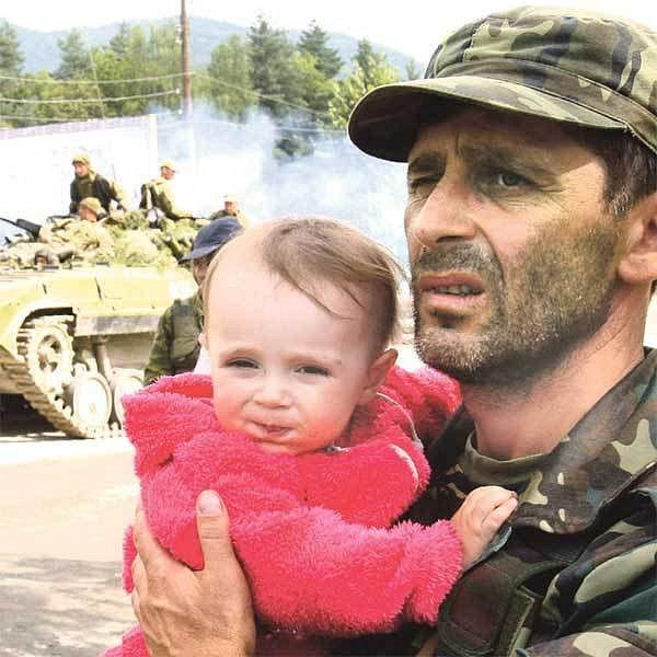 Evakuace Osetů do Ruska. Dostanou se do bezpečí?