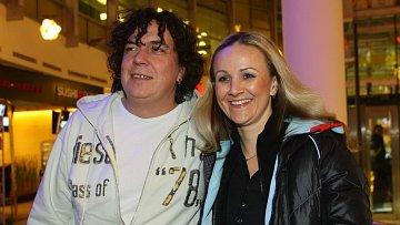 Linda Finková a Richard Genzer