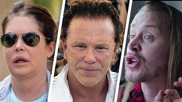 Celebrity, které děsivě zestárly.