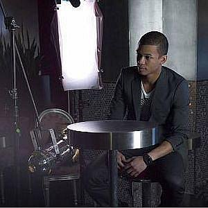 Fotografie z natáčení kampaně druhé řady pěvecké soutěže Česko Slovenská Superstar: Ben Cristovao