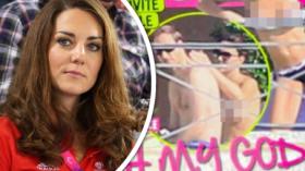 Nahé fotky Kate Middleton ohrožují její reputaci