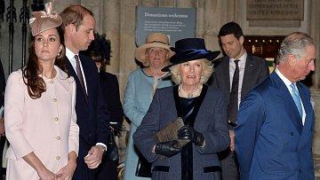 Královská rodina není úplně v pohodě.