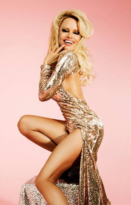 Pamela Andersonová v kolekci pro rok 2016