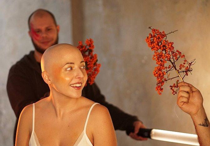 Anička Slováčková chce být skvělým příkladem pro všechny onkologické pacienty.