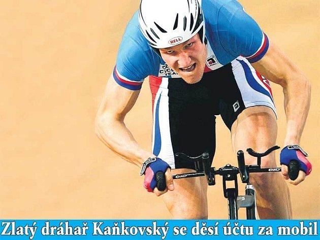 Na titul mistra světa musel Kaňkovský pořádně máknout.