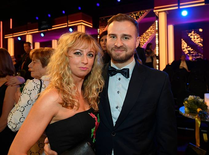 Lucie Hunčárová snoubenec Filip