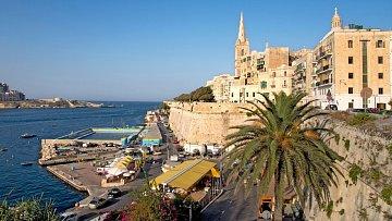 Malta a její typický obrázek