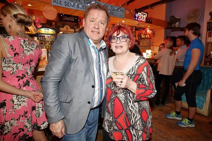 Václav Kopta a Jana Synková