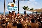 Populární jsou také plážové párty. Ty probíhají ipřes den.