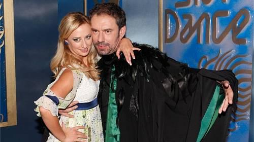 Lucie Hunčárová a Emanuel Ridi