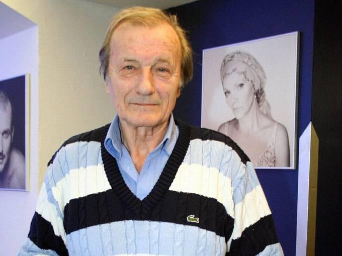 Radoslav Brzobohatý své první lásce už nestihl  pomoci.