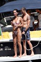 Jenson Button s Brittny Ward