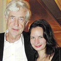 Jan Kaplický se svou manželkou Eliškou