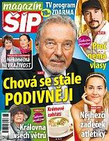 Titulní strana Magazínu Šíp 16.11.2016